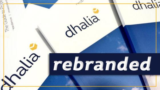 Dhalia Rebranded