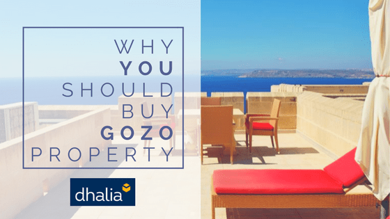 11 Reasons Why You Should Buy Gozo Property This Year