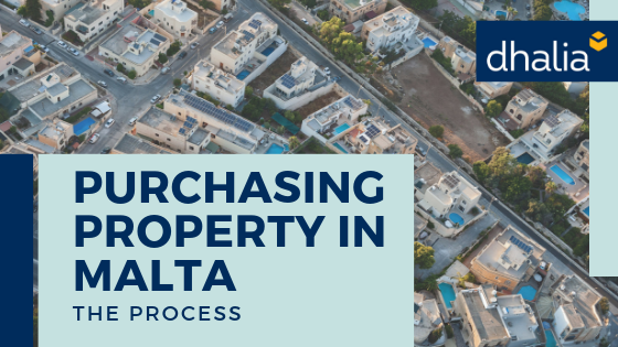 The Process of Buying Property in Malta