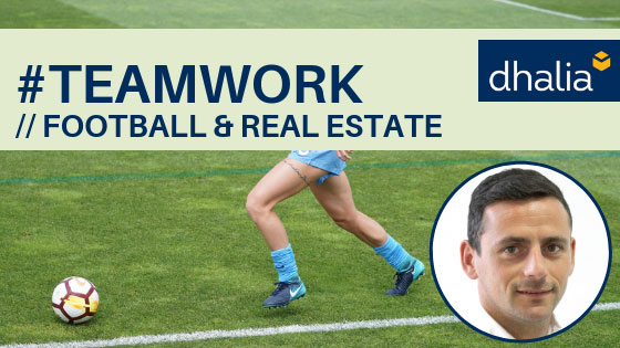Teamwork: Football and Real Estate