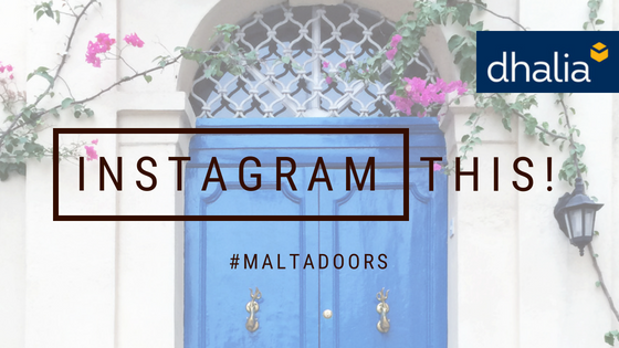 Instagram this! The Doors of Malta