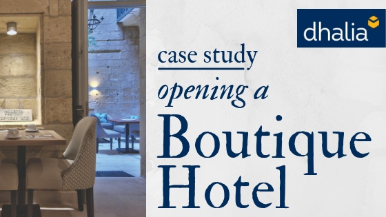 Magnificence Restored - Opening a Boutique Hotel
