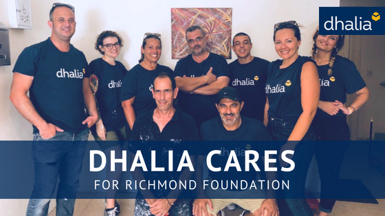 Dhalia Cares for Richmond Foundation
