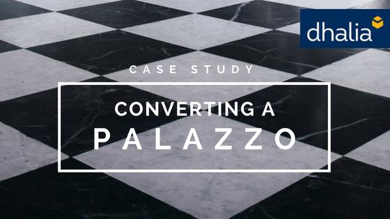 Converting a Palazzo