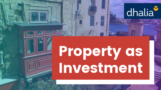 Property As An Investment