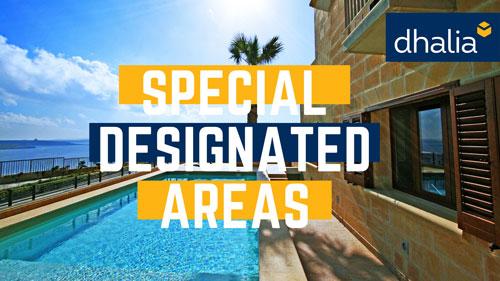 Special Designated Areas in Malta