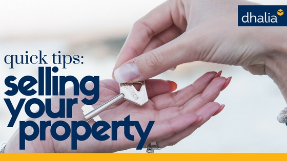 Quick Tips for Selling your Property