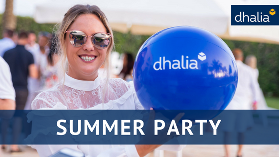 Dhalia Summer celebration