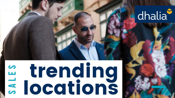 Trending Locations