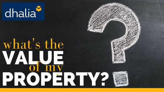 What's the value of my property?