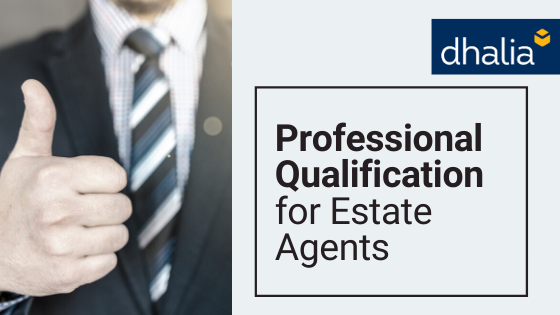 Professional Qualification for Real Estate Agents