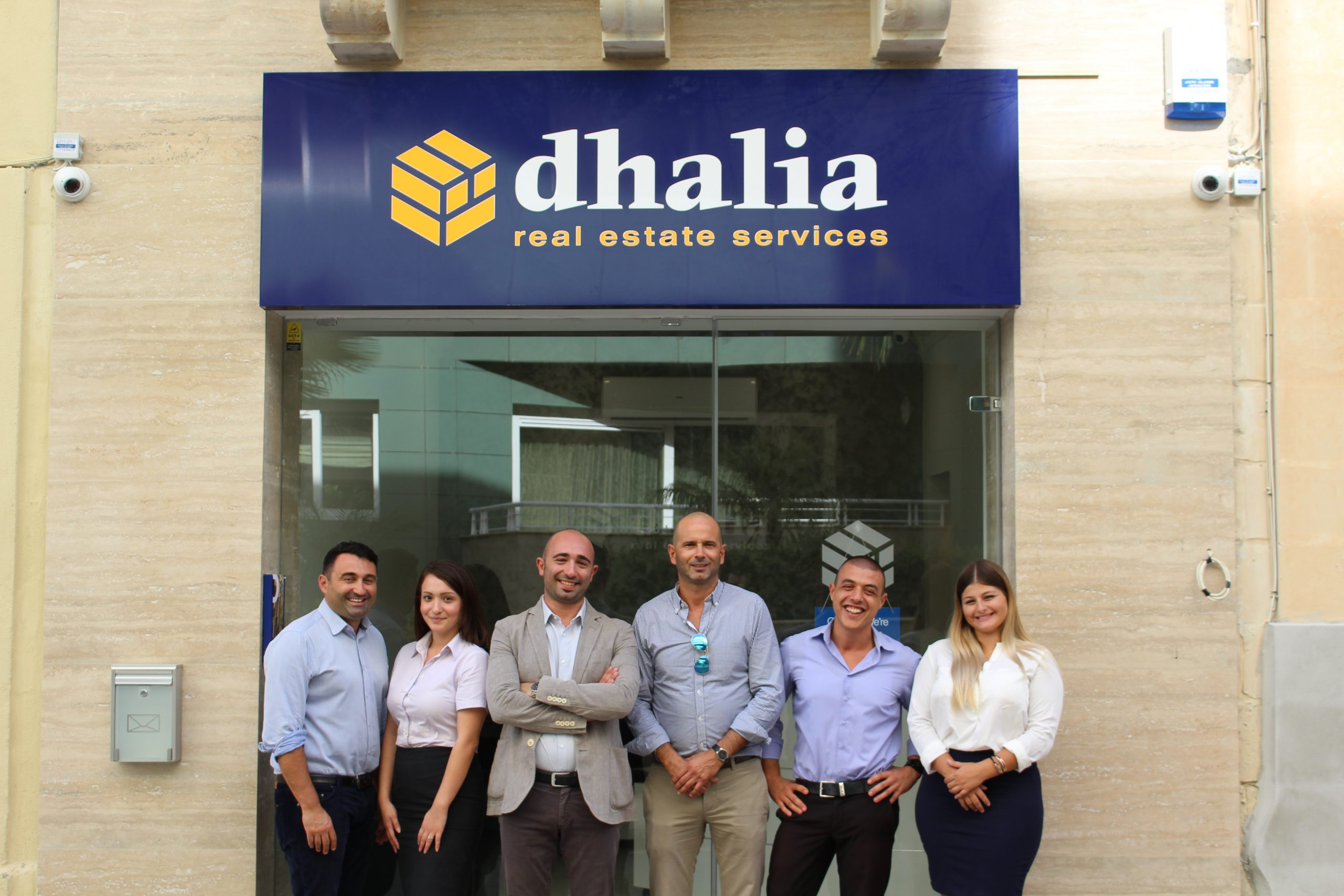 New Dhalia office in Tigne