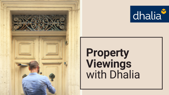 A Day in the City: Property Viewings with Dhalia