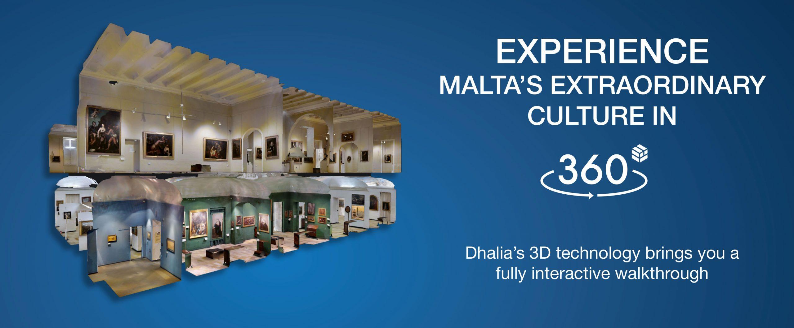 Malta's Heritage in 3D