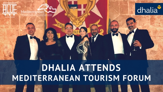 Dhalia attends Med Tourism Forum
