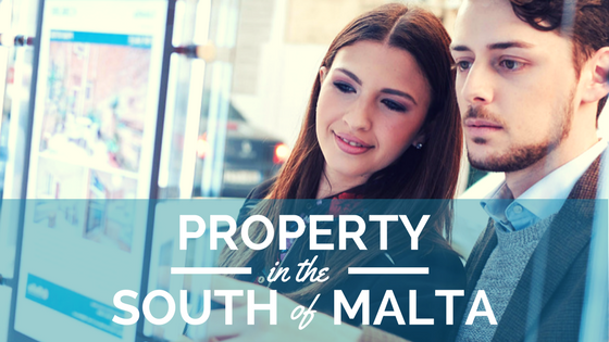 Property in the south of Malta