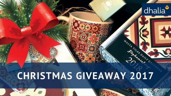 A Christmas Giveaway for your Home