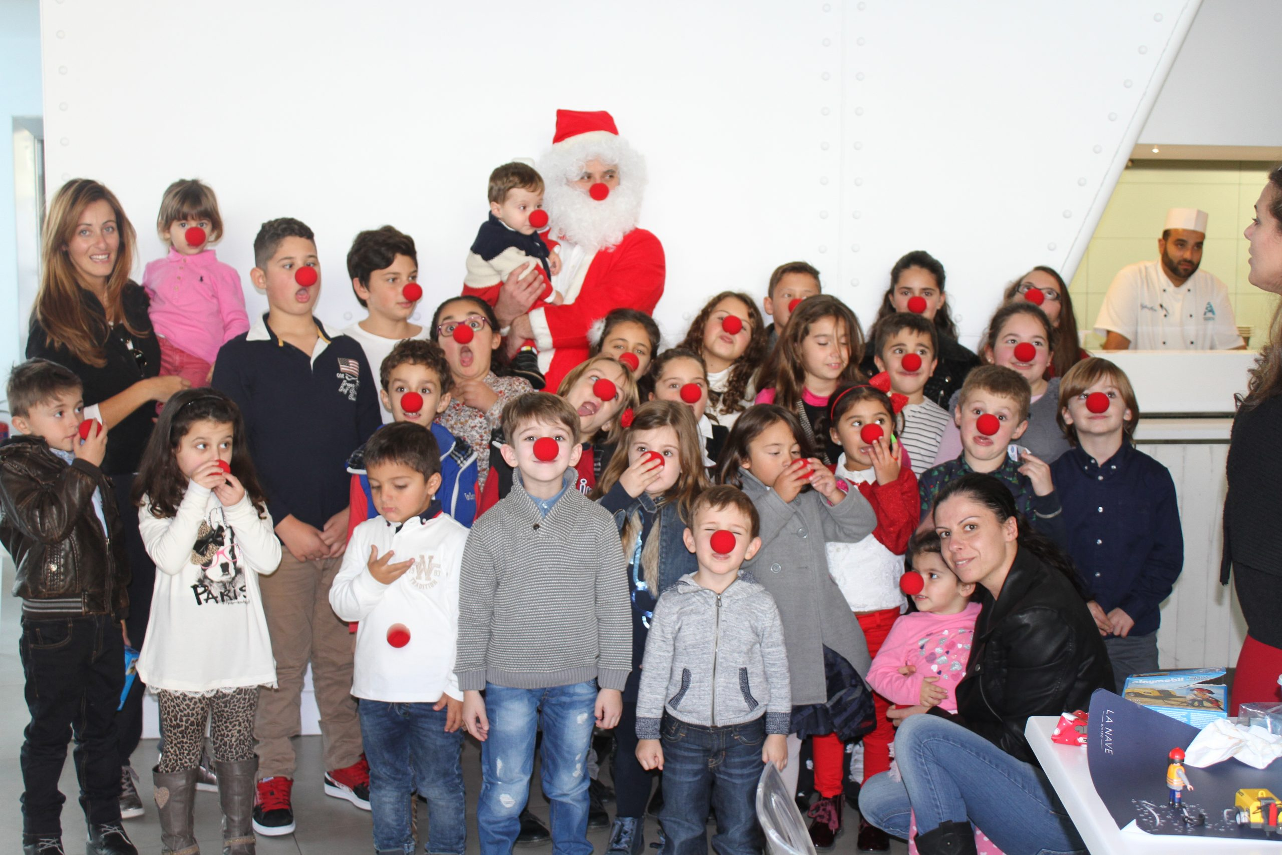 Dhalia Christmas Party for Children