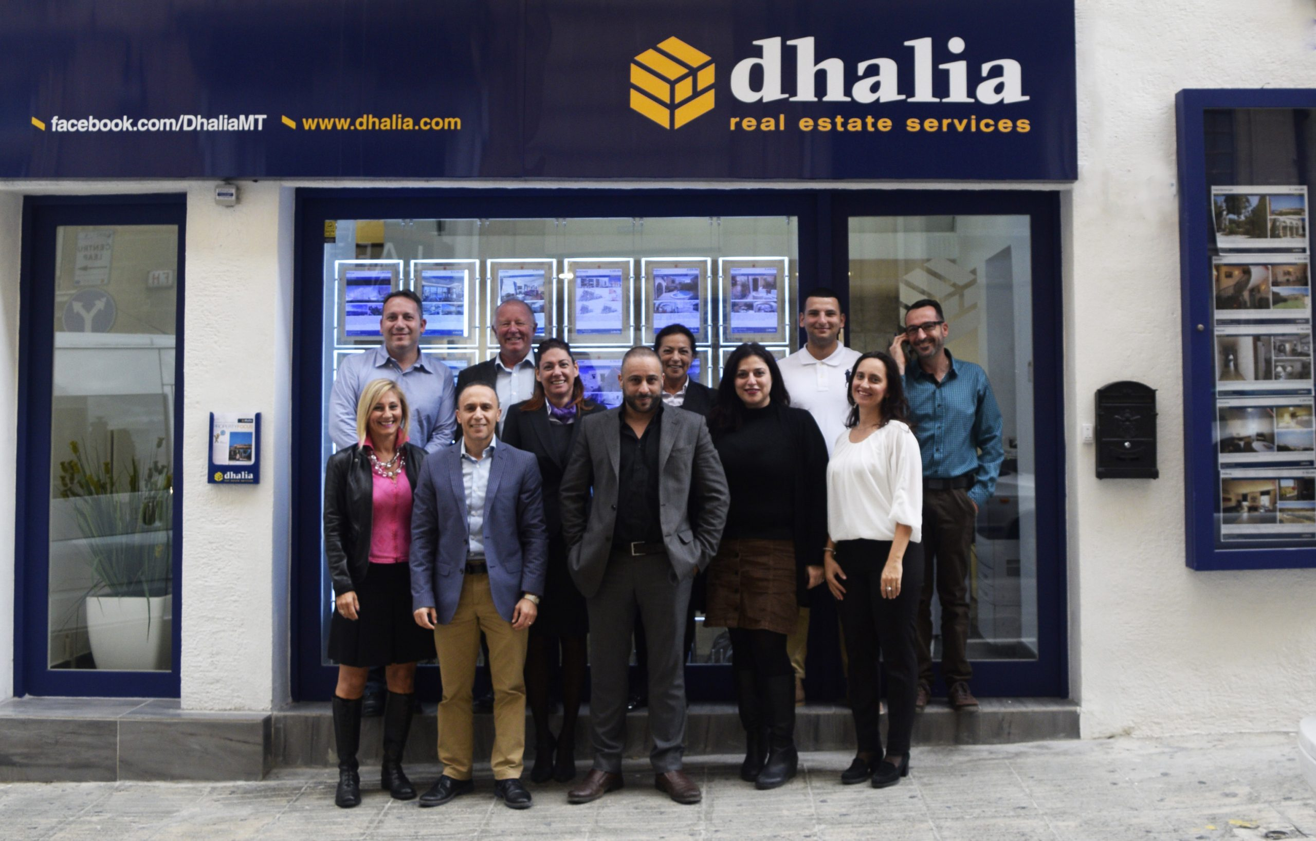 Dhalia opens new office in Valletta