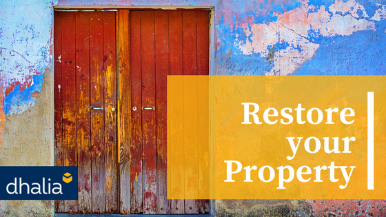 Restore your Property