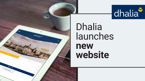 Dhalia launches new website