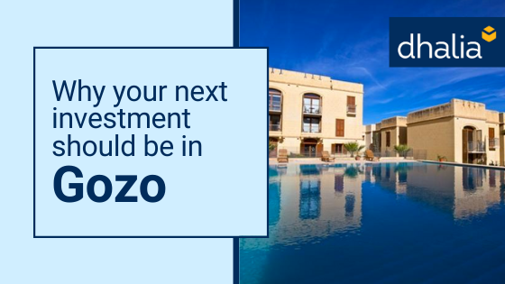 Your next investment should be in Gozo