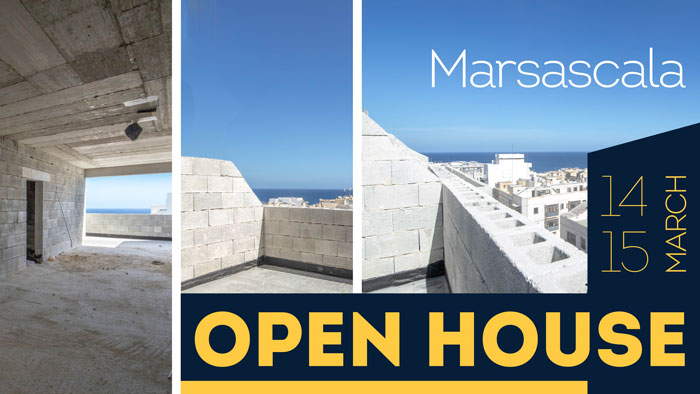 Open House in Marsascala