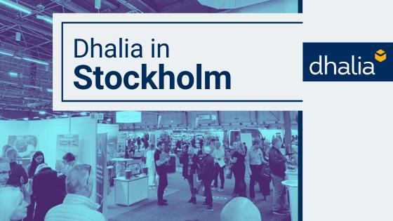 Dhalia in Stockholm