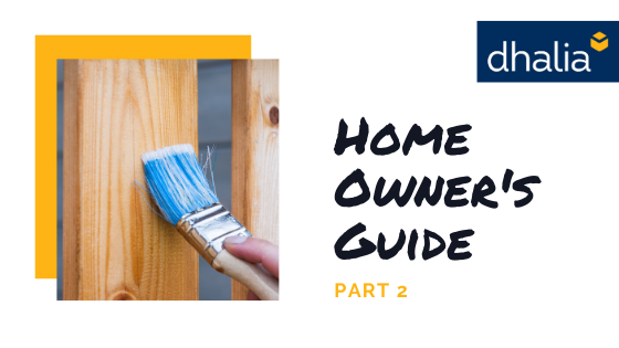 The Ultimate Homeowners Guide - Part 2
