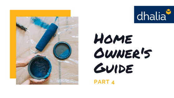 The Ultimate Homeowners Guide - Part 4