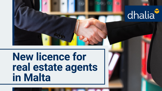 New licence for real estate agents in Malta